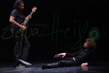 Compania 7273. Contemporary Dance performance at CCFM 2011