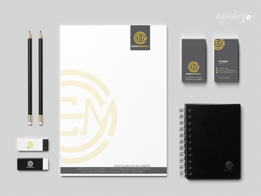 Executivo Microcredito Corporate Identity