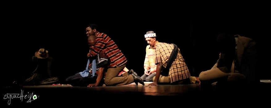Hamlet - Teatro Avenida