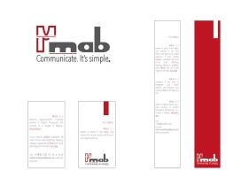 Mmab brand design
