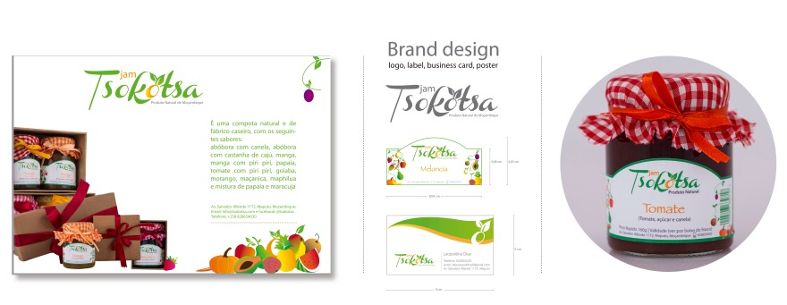 Brand design: Jam Tsokotsa