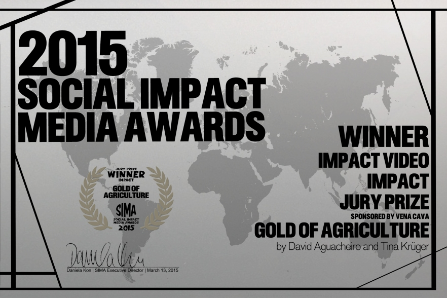 GOLD OF AGRICULTURE-WINNER