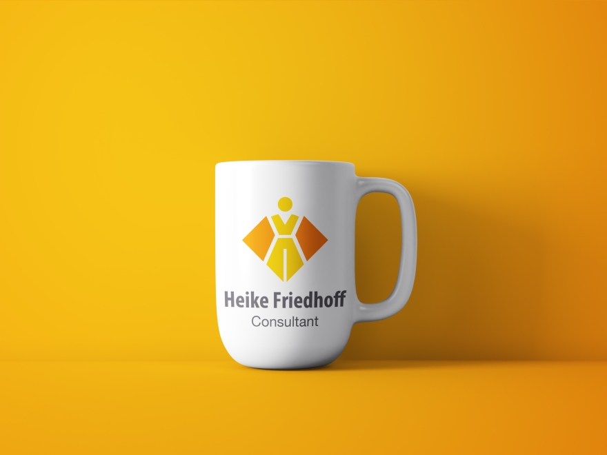 personal coffee cup mockup